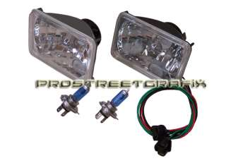 4656 / 4651 HALO XENON HEADLIGHT CONVERSION KIT 4pc