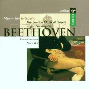 , Roger Norrington, London Classical Players, Melvyn Tan Music