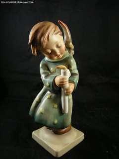 Hummel Figurine Heavenly Angel Full Bee