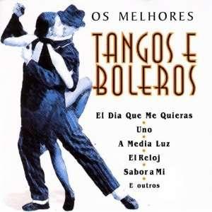 Os Melhores Tangos & Boleros Various Artists Music