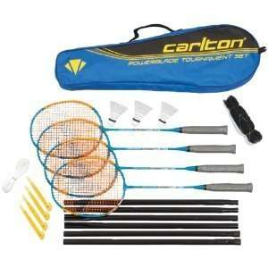 Carlton Tournament 4 Player Badminton Set Brand NEW!