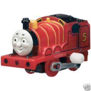 Thomas and friends tomy james