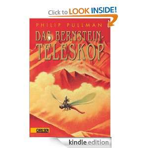 His Dark Materials, Band 3: Das Bernstein Teleskop (German Edition