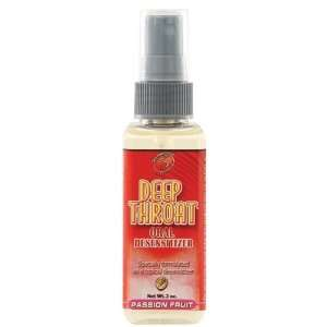 Deep Throat Desensitizer Passion Fruit: Health & Personal Care