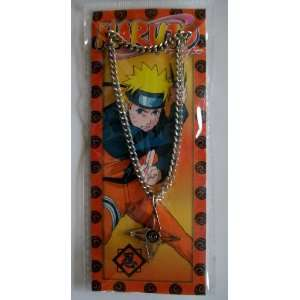 Anime Naruto Shippuden Star Charm Necklace #3