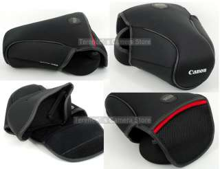 Soft Protector Camera Cover Case Bag for Canon EOS 50D 60D DSLR