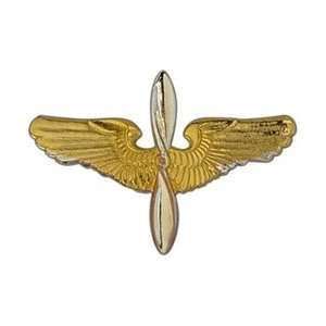 Large US Army/Air Force Aviation Cadet Badge/Hat Pin