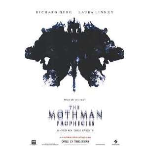 Mothman Prophecies Movie Poster Single Sided Original