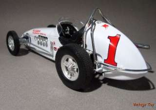 Kaiser Aluminium Dirt Champ Sprint Car   GMP 118 diecast race