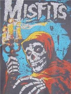 Misfits Mens Black T Shirt Junk Food Rock NEW