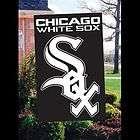 White Sox Baseball MLB Flag 2 Side Embroidered Logo Large House Banner