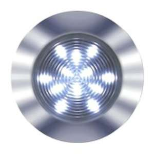 Seasense Recessed Mount Accent Light Red/White Led  Sports