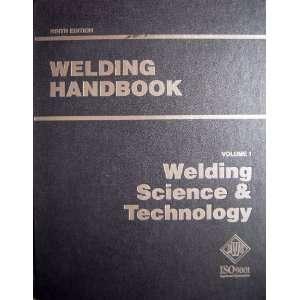 Welding Handbook Publications American Welding Society