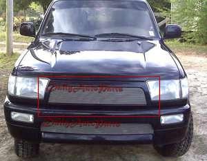 Billet Grille Insert 96   98 Toyota 4Runner Front Grill Aluminum