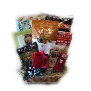 Mens Healthy Valentines Day Gift Basket