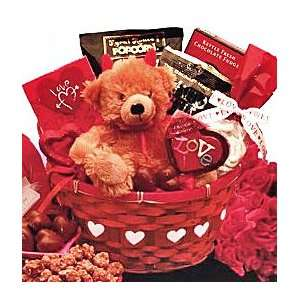 You Little Devil Valentines Day Gift Basket  Grocery