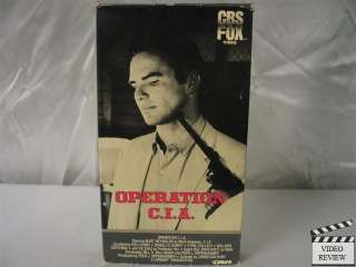 Operation C.I.A. VHS Burt Reynolds, Kieu Chinh