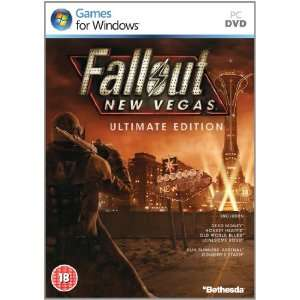 Fallout New Vegas Ultimate Edition: Video Games