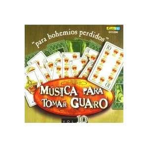 MUSICA PARA TOMAR GUARO VOL.10 Varios Artistas Music