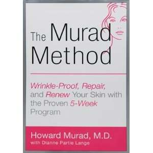 Murad Method by Howard Murad, M.D., with Diane Partie Lange Hard Cover