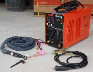 TIG300S DC Inverter TIG welding Machine