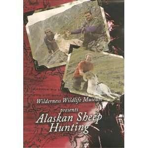 ALASKAN SHEEP HUNTING DVD: Hunting Dall Sheep: Sports & Outdoors