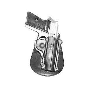 Roto Paddle Holster, Walther PP/PPK/PPK/S, Right Hand, Black, Warranty