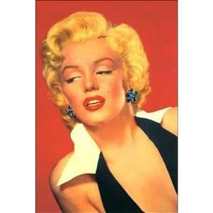 (4x6) Marilyn Monroe Headshot Movie Postcard