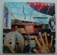 WEATHER REPORT This Is This 1986 Jazz LP RECORD