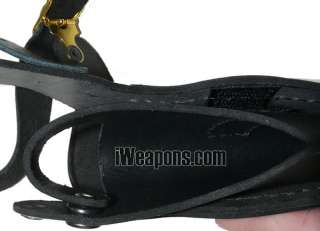 iWeapons Full Leather Shoulder Holster for all Handguns