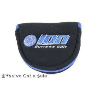 MAC Golf Mallet Putter Head Cover ION Burrows Golf Sports