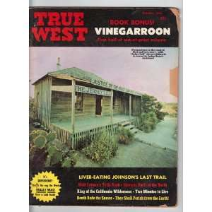 True West (Vinegarroon): various: Books