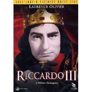 Riccardo III (1955) Laurence Olivier, John Gielgud