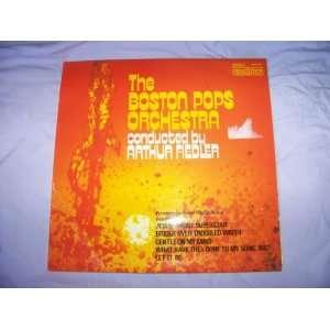 Boston Pops Orchestra Fiedler Arthur Fiedler / Boston Pops Orchestra