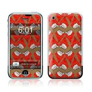 Love Hate Design Protective Skin Decal Sticker Cover for Apple