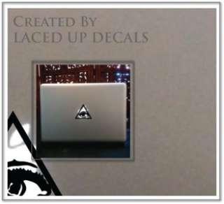 Eye of Providence all seeing eye Freemason vinyl decal