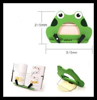 Very Cute & High Quality Book Stand from Korea [Frog] Book Stand