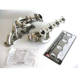Header Manifold Exhaust 97 04 Ford Expedition F150 5.4L V8 Automotive