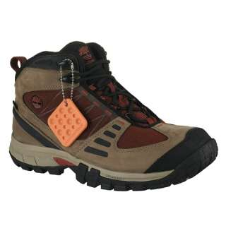 Timberland Mens Boots Radler Mid Hiker Gore tex Tan 75141 |