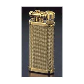 Corona Classico Gold Tone Engine Turned Barley Cigarette