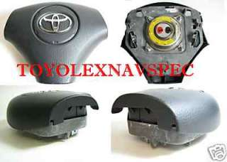 TOYOTA CAMRY AIRBAG AIR BAG FOR 3 SPOKE STEERING WHEEL