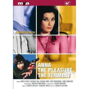 Anna the Pleasure, the Torment Movie Poster (11 x 17 Inches   28cm x