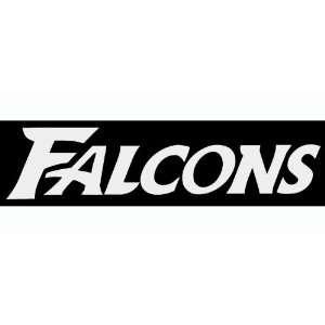 Atlanta Falcons Car Window DECAL Wall Sticker Text Logo