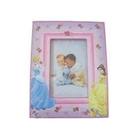 Disney Princess Cinderella & Belle Picture Frame Toys