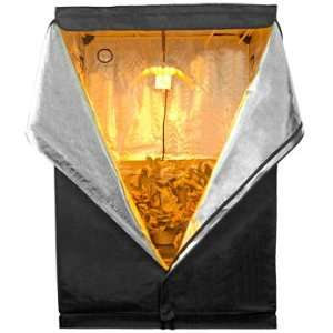 Inch Jumbo Reflective Interior Hydroponic Grow Tent Hydro Box Hut
