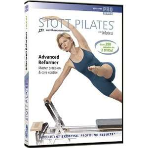 STOTT PILATES Advanced Reformer moira Merrithew, Peter