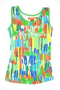 APPLE BOTTOMS Girls Tank Top Size 7 8/10 12/14 16 $22