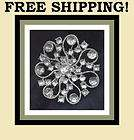 Wedding Brides Bridal Pins Brooches Broaches Clear Crys