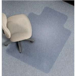 Quill Brand Economy Low Pile Chair Mat 36x48, Standard Lip