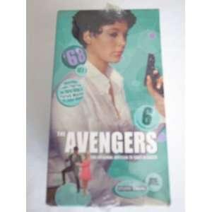 Avengers 68 Set 1 [VHS] Linda Thorson, Patrick Macnee Movies & TV